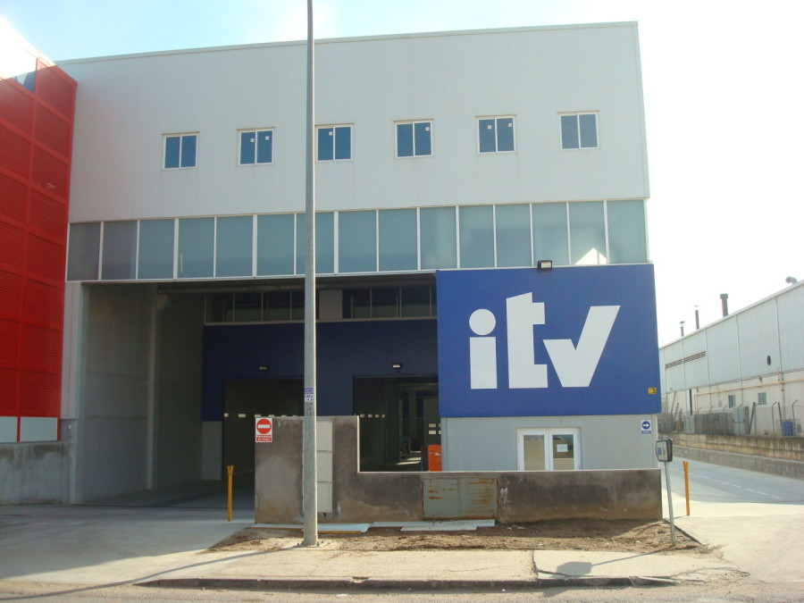 Estación ITV Marchamalo Red Itevelesa vista desde fuera