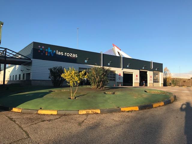 Estación ITV Las Rozas Red Itevelesa