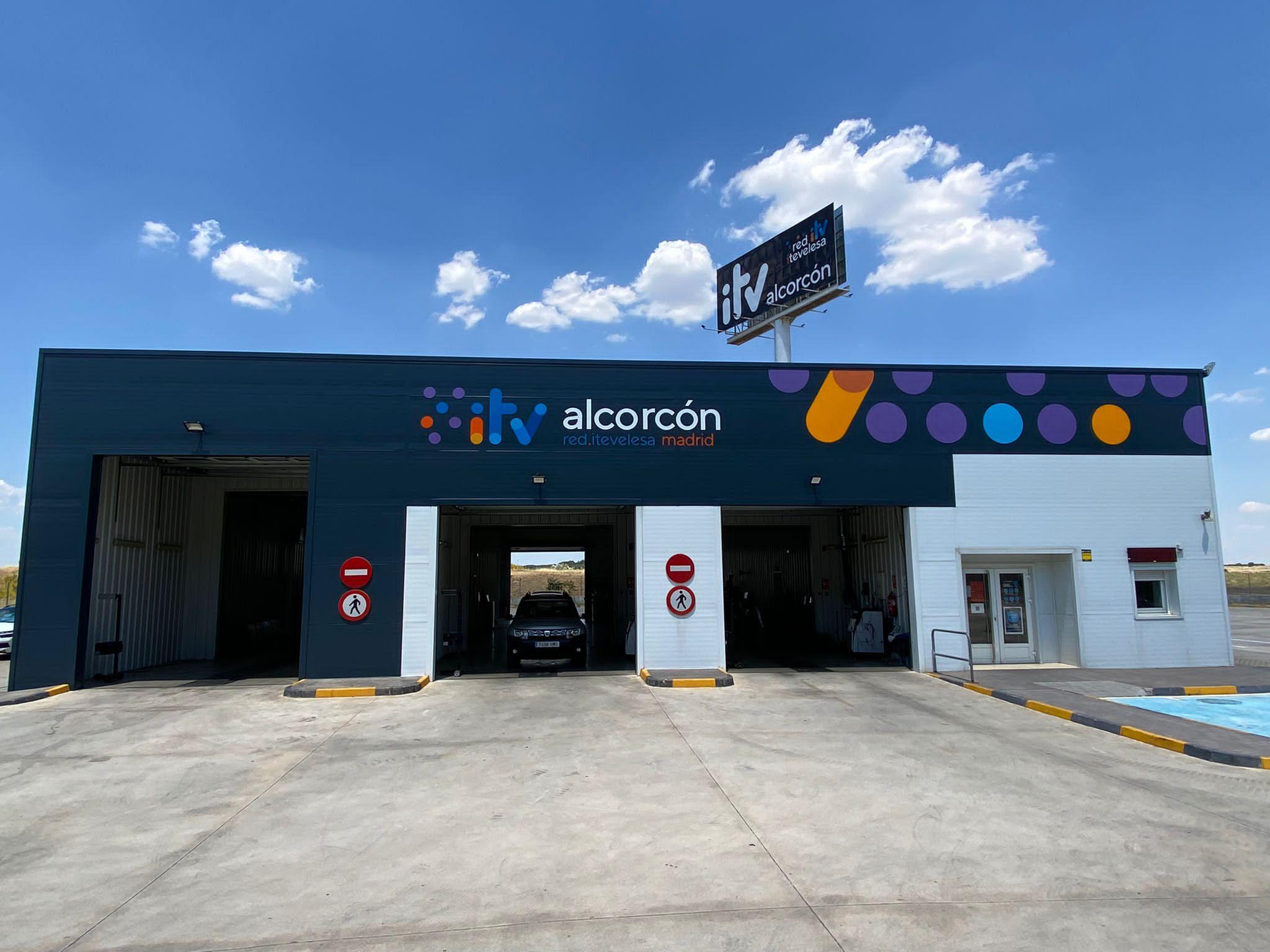 Estación ITV Alcorcón Red Itevelesa