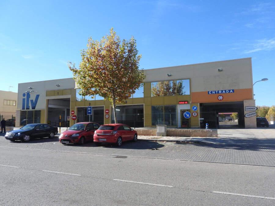 Estación itv itevelesa en Collado Villalba P29