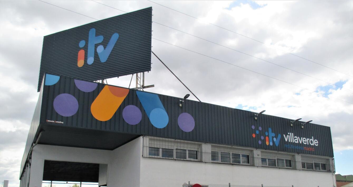 Estación ITV Villaverde Red Itevelesa