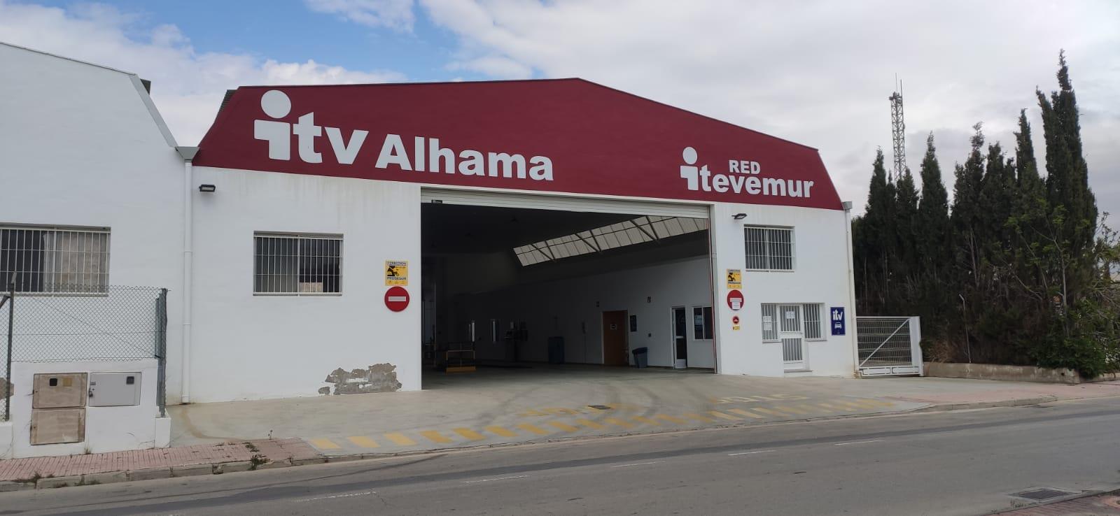 ITV ALHAMA DE MURCIA