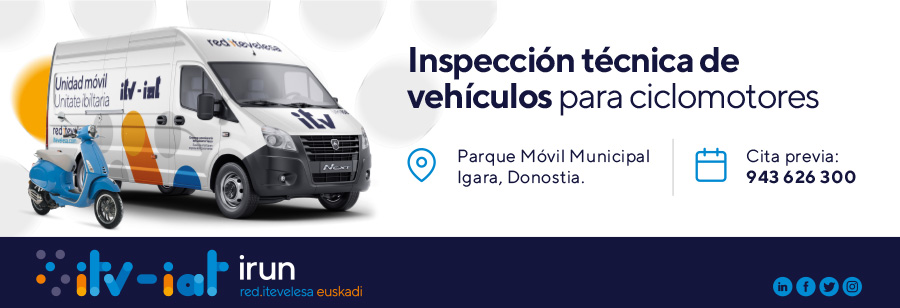 La ITV Móvil ya está disponible en País Vasco